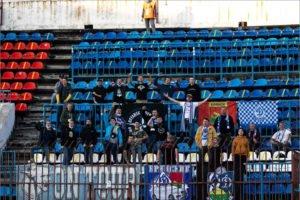 Первый же выезд болельщиков брянского «Динамо» обернулся штрафом для клуба