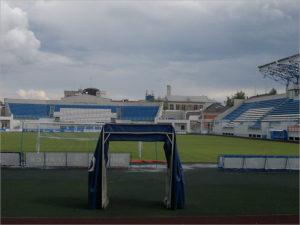 Брянское «Динамо» третий подряд домашний матч сыграет без зрителей