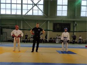 Брянские бойцы завоевали пять медалей на домашнем юношеском первенстве России