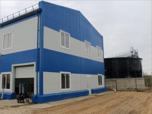 Строительство очистных сооружений в Почепе запланировано завершить до конца года