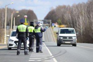 На границе Брянской и Орловской областей с 12 октября вновь появятся санитарные ковид-посты