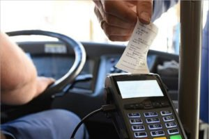 Брянская налоговая заявила, что начинает штрафовать маршрутчиков без онлайн-касс