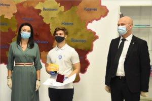 Брянские волонтёры награждены Грамотой Президента РФ и памятной медалью «Мы Вместе»