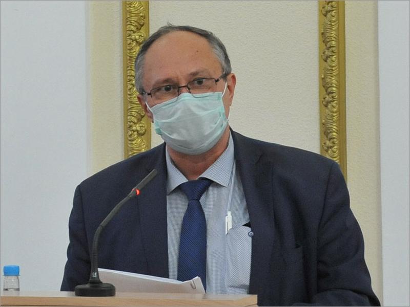 Ушёл в отставку начальник брянской государственной строительной инспекции
