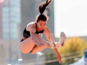 Брянские легкоатлеты завоевали три золотых медали Универсиады