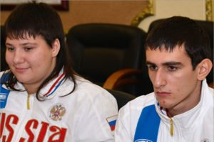 Брянские паралимпийцы признаны мастерами спорта международного класса