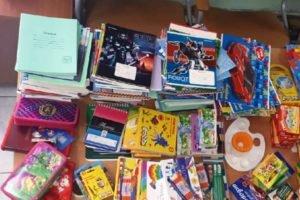 Брянская «Полка добра» помогла укомплектовать 68 наборов школьных принадлежностей