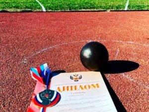 Брянский паралимпиец стал чемпионом страны с результатом выше мирового рекорда