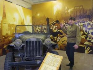 Музей Победы пригласил жителей Брянской области на онлайн-экскурсии в честь Дня автомобилиста