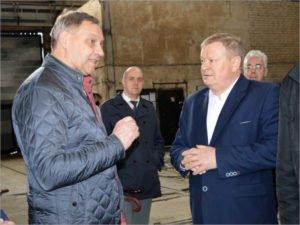 Белорусские инвесторы остались довольны тем, что осталось от Новозыбковского машиностроительного завода