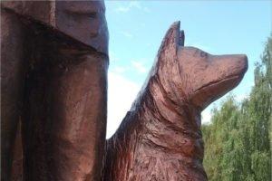 Новозыбковский памятник пограничникам — худшее «монументальное произведение» в регионе, сделанное по дешёвке