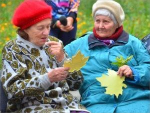 День пожилых людей в Брянской области отмечают более 200 тысяч человек