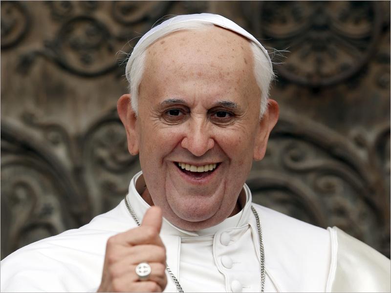 Папа Римский выступил за «оформление отношений» однополых пар. Пока за «гражданский союз»