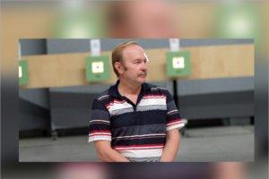 Брянский стрелок, чемпион мира и Европы Сергей Пыжьянов отмечает 60-летний юбилей