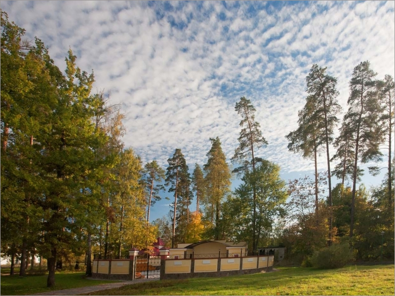 Осенний отдых в санаториях Брянской области – на втором месте по доступности в Центральной России
