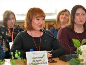 Социальные предприниматели поделились успешным опытом на круглом столе в Карачеве