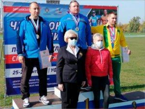 Брянский паралимпиец завоевал призовые места чемпионата России по лёгкой атлетике