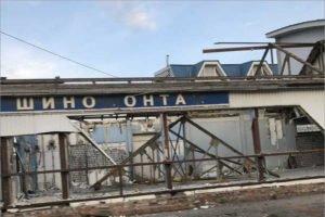 Шиномонтаж на Городищенском повороте сносится через полгода после решения суда