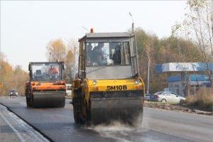 Упрдор «Москва-Бобруйск» отчиталось о ревизии ремонта брянских улиц и дорог