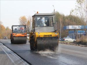 Участок дороги Брянск-Сельцо будет заасфальтирован в этом году, а не в следующем