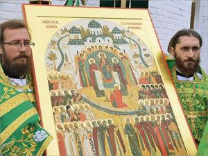 Всенощное бдение в брянском кафедральном соборе пройдёт в масках
