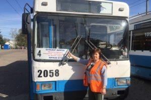 Троллейбус №4 в Брянске с 19 октября пустят от Юрфака БГУ до бульвара Щорса