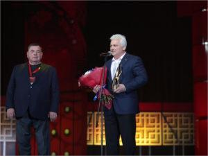 Президент Всероссийской федерации самбо Сергей Елисеев награждён «Золотым поясом»
