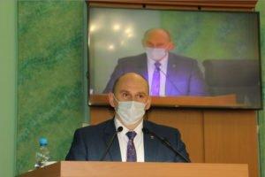 Фракция «Единой России» поддерживает проект бюджета Брянской области в первом чтении – Беляй