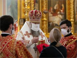 РПЦ вводит во всех храмах карантинные меры «по благословению Патриарха»