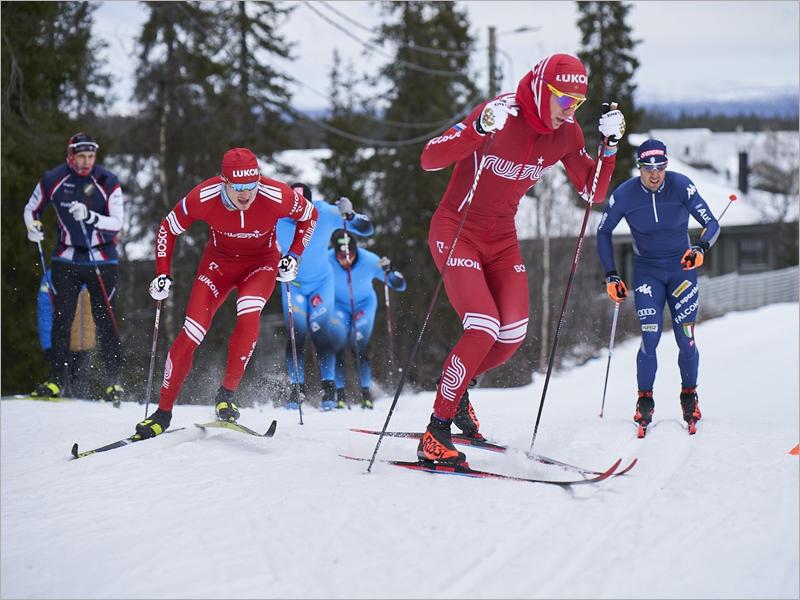 Александр Большунов вошёл в состав сборной России на первый этап Кубка мира