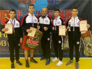 Брянские боксёры завоевали на турнире во Владимире четыре медали