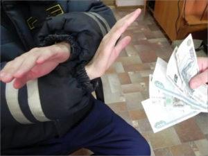 Брянский водитель оштрафован судом за попытку дачи взятки гаишнику