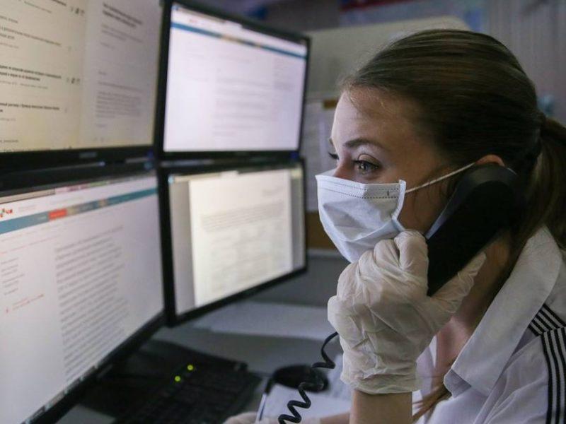 В Брянской области заработал единый call-центр 122 по коронавирусу
