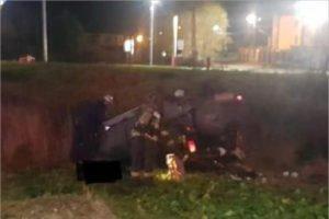 В Брянске на «Горке нищих» погиб водитель иномарки