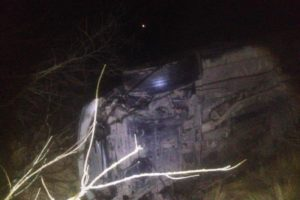 На местной брянской дороге в ДТП-«перевёртыше» погиб водитель