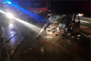 Подробности ДТП в Карачеве: травмы получили четыре человека, у одного переломаны обе ноги
