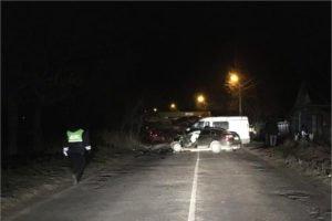 Три человека получили тяжёлые травмы в «автозамесе» в Клинцах