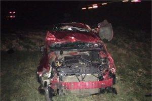 Пьяный молодой лихач покалечил на брянской трассе свою пассажирку