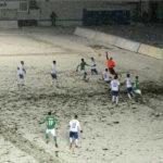 Брянск попрощался с футболом до весны. «Динамо» победило в снегу