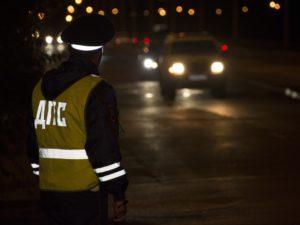 В Брянске в ночь с 28 на 29 ноября пройдут сплошные проверки водителей