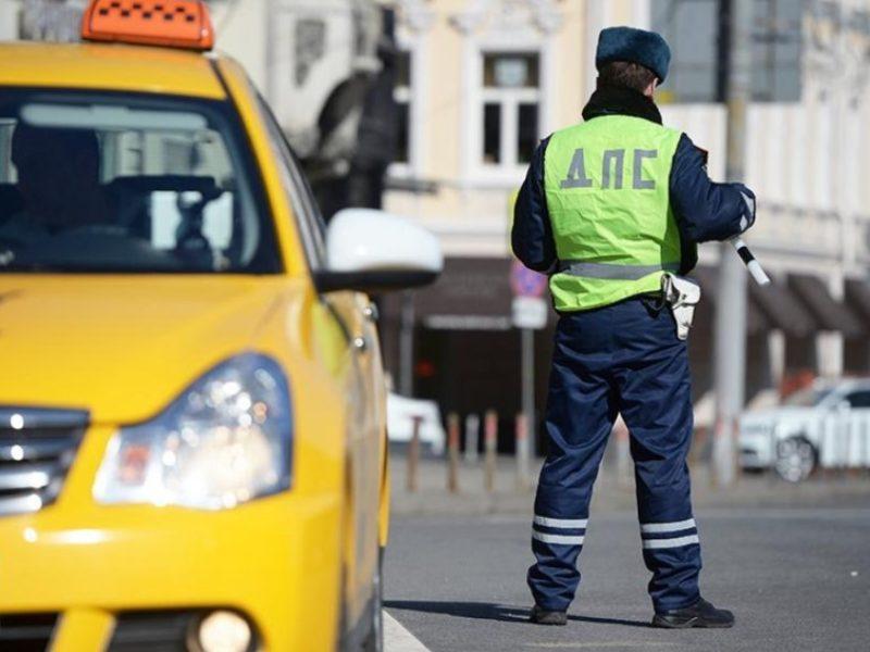 Госавтоинспекции Брянска за два дня попались восемь таксистов-нелегалов
