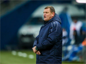 Главный тренер брянского «Динамо» отмечает юбилей на фоне кризиса и безвыигрышной серии
