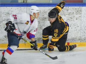 Хоккейный «Брянск» в Череповце уступил в серии буллитов
