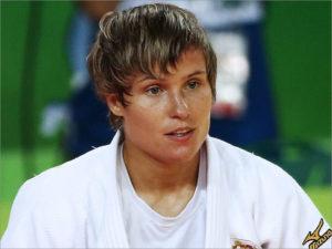 Наталья Кузютина заняла на чемпионате Европы по дзюдо только пятое место