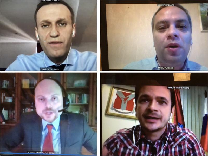 Флешмоб в соцсетях: в Генпрокуратуру отправляют обращения о проверке Навального и Ко на предмет госизмены