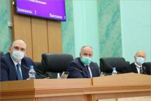 Бюджет Брянской области на 2021 год за неделю до принятия признан бюджетом развития