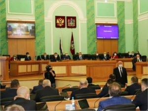 Семеро единогласно, Александр Коробко — двое против: Брянская облдума согласовала замов губернатора