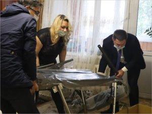 Пять брянских семей с особенными детьми получили помощь в ходе благотворительной акции