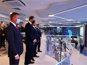Первый в России межрегиональный Центр управления сетями начал работу в Курске