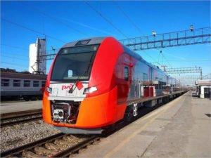 РЖД планирует уже в декабре пустить пятивагонные «Ласточки» из Москвы в Минск